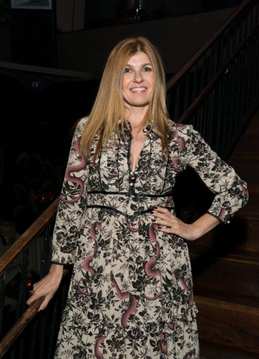 Connie Britton and The Wolves