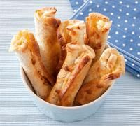 Cheese rolls - a taste sensation unique to the South Island of New Zealand. . . . Perfect with soups in winter!