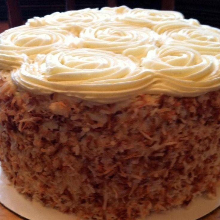 Grandma Cookie's Carrot Cake Recipe   Just A Pinch Recipes