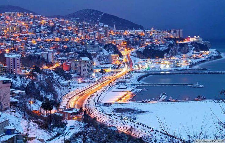 Zonguldak konumunda Kozlu