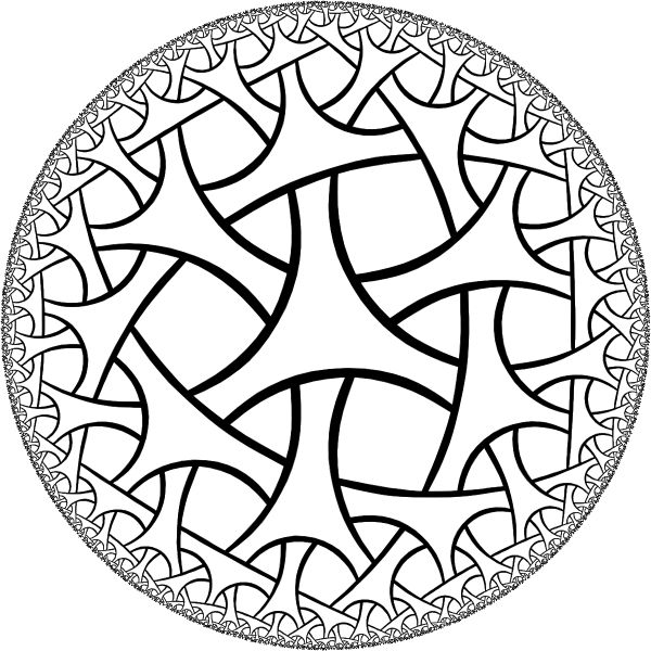 Conformal Models of Hyperbolic Geometry (61)