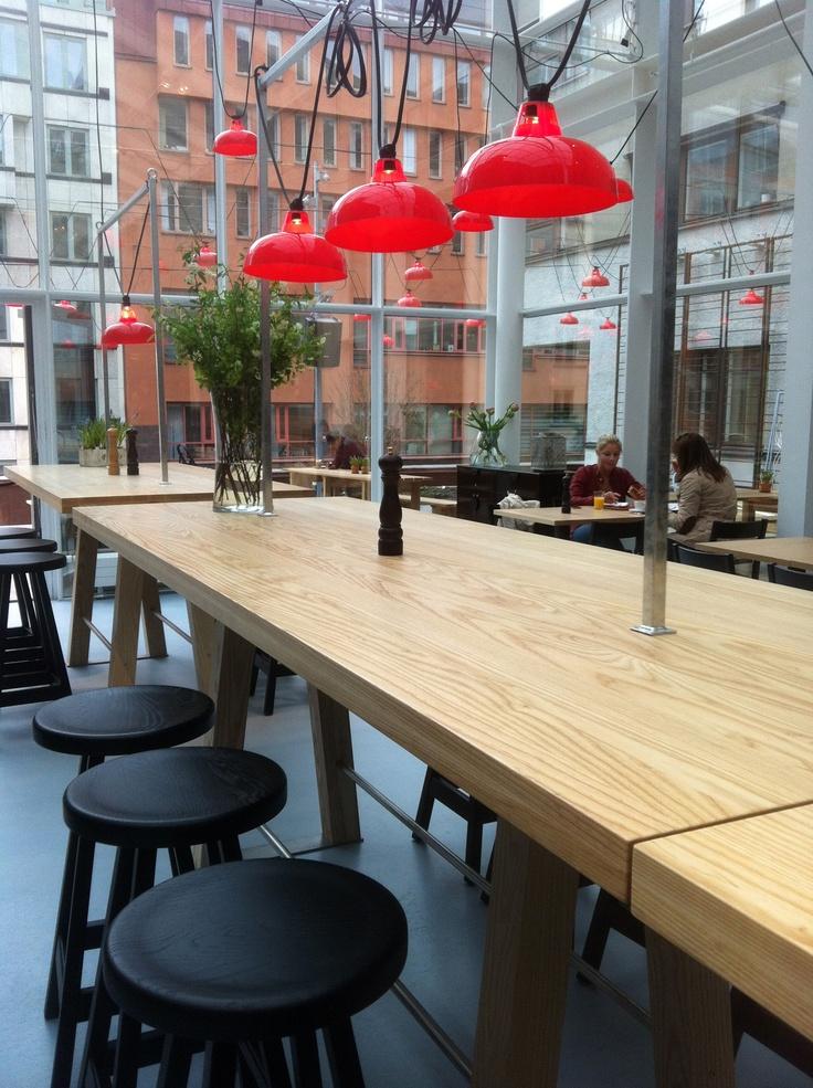 Eat Restaurant at Mood Stockholm, galleria
