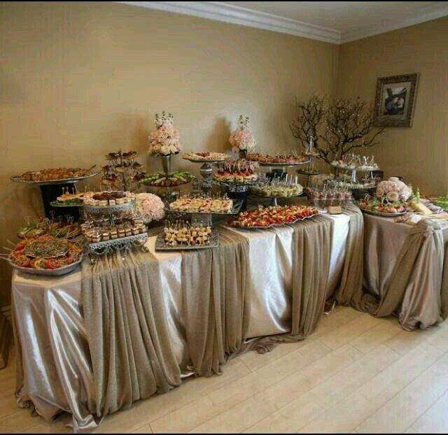 Appetizer Only Wedding Reception: Pin By Violeta Jovanovic On Food