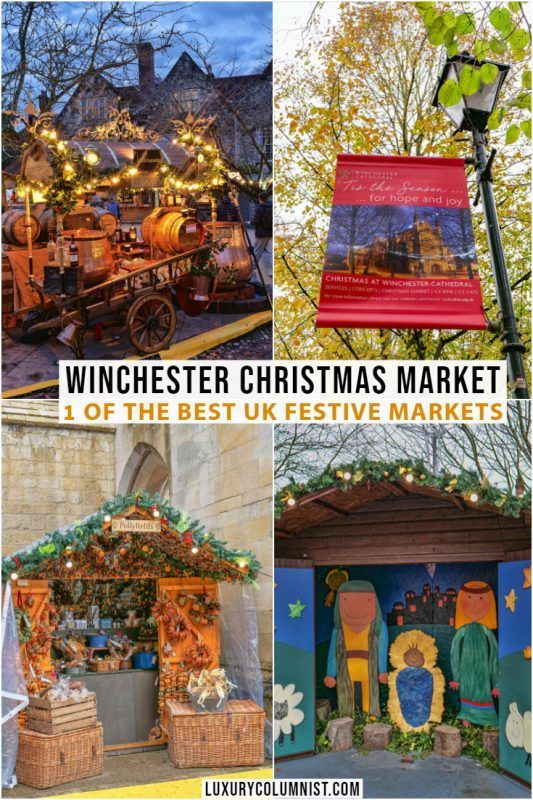 Winchester Christmas Market 2020 Best Tips for Visitors