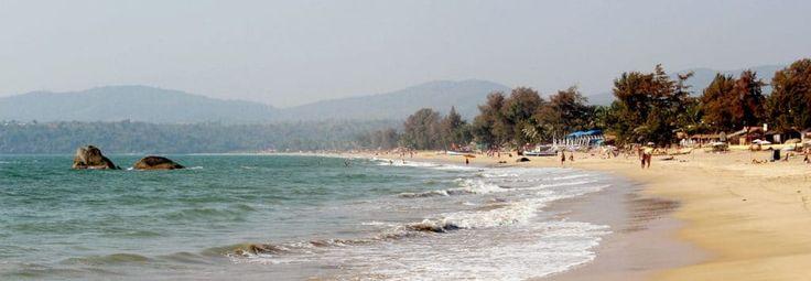 пляж Агонда - Южный Гоа, Индия