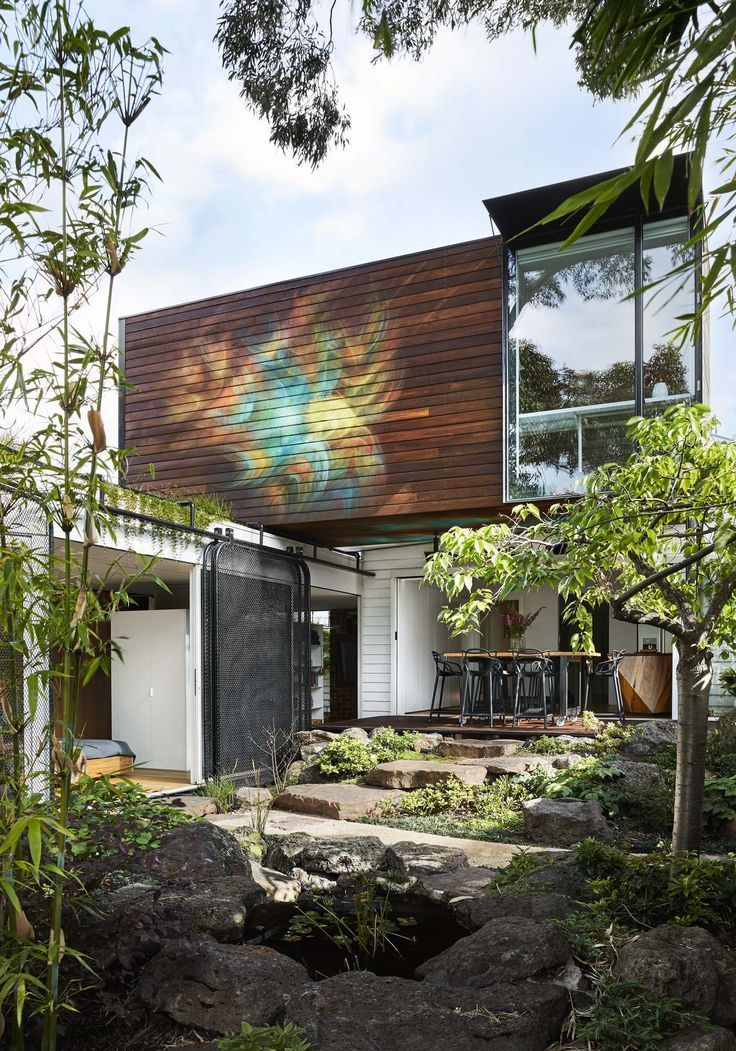 weatherboard cottage in australia provides an amazing live work rh pinterest com