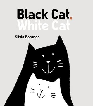 Black Cat, White Cat: A Minibombo Book