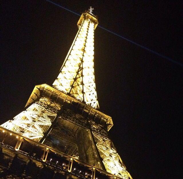 Eifell Tower - Paris - France