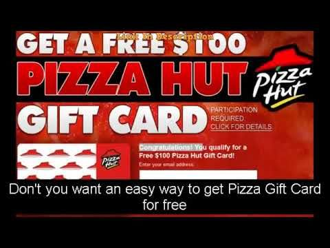 get a free $100 pizza hut gift card learn how to get a free pizza hut gift card-gift card! - (More info on: http://LIFEWAYSVILLAGE.COM/coupons/get-a-free-100-pizza-hut-gift-card-learn-how-to-get-a-free-pizza-hut-gift-card-gift-card-5/)