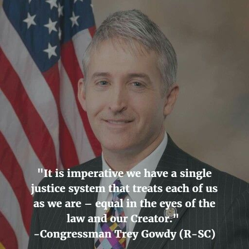 DIFFERENTIATE SEPARATION OF STATE AND CHURCH GOWDY THAT IS YOUR JOB, NOTHING ELSE.