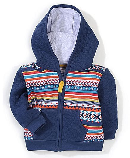 Mothercare Hooded Jacket - Multicolor http://www.firstcry.com/mothercare/mothercare-hooded-jacket-multicolor/733506/product-detail?sterm=mothercare