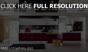 desain ruang dapur minimalis modern yang cantik contoh desain dapur modern segaris 588×352