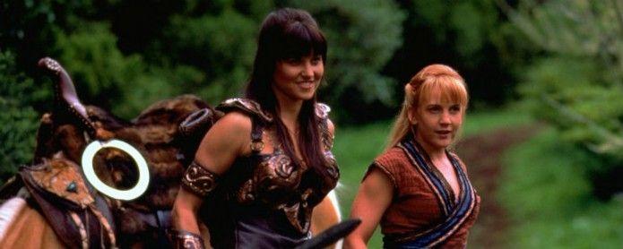 NBC trabaja en el reboot de Xena: La princesa guerreraOGROMEDIA Films