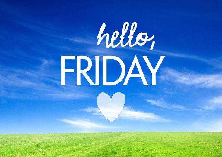 hello Friday! #saintandsummer