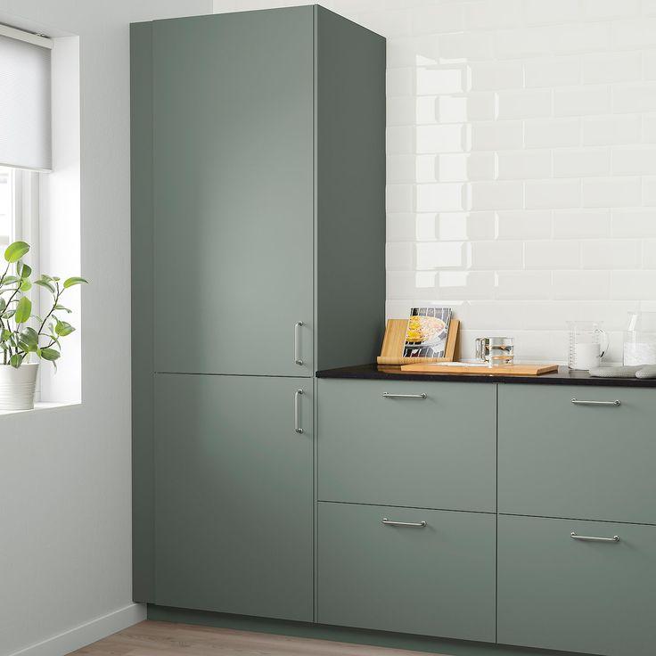 Grüne Schränke, Grüne Küchenschränke
