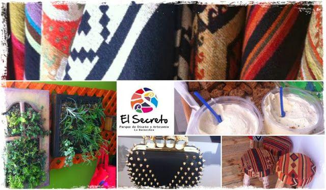 Feria de artesanía El Secreto vía @Pinterest @Be Bloggera