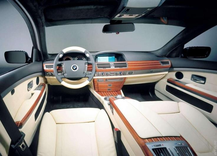 2002 BMW 760Li Yachtline Concept