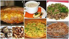 8 вкусных и полезных рецептов из печени