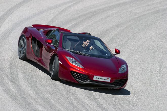 McLaren Automotive launches in China, the world's number one automotive market.  #McLaren #news