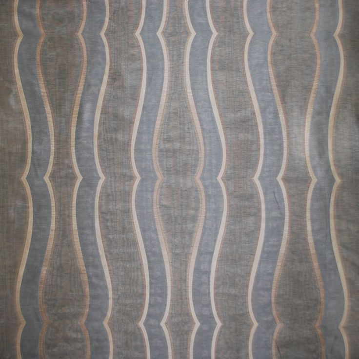 Stratos In Blue Mist From Old World Weavers/Stark #fabric #silk #linen