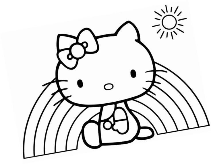 15 hello kitty malvorlagen  ideen pool in 2020