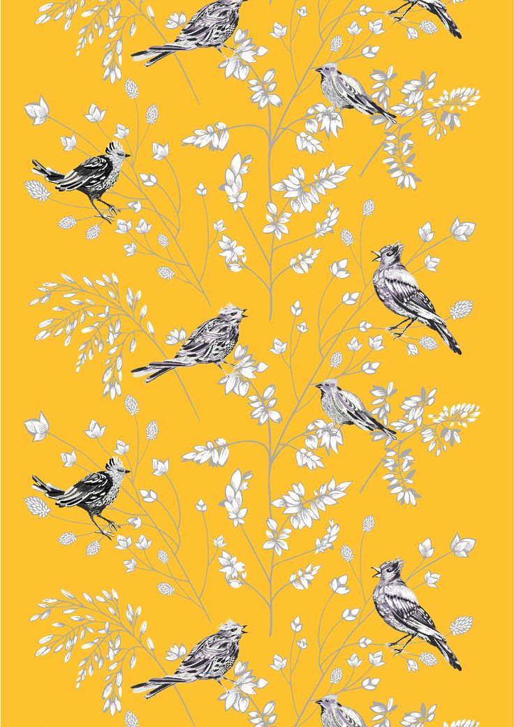 Tilhi (yellow) - By Matleena Issakainen