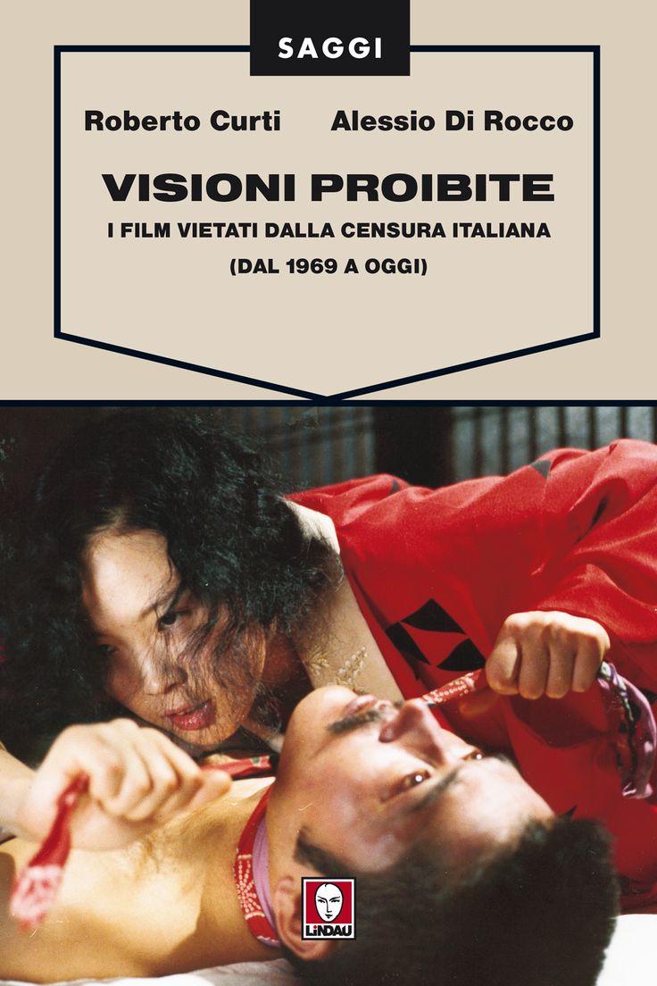 """Sta per arrivare il secondo volume di #VisioniProibite, di Roberto Curti e Alessio Di Rocco. In copertina: Eiko Matsuda e Tatsuya Fuji in """"Ecco l'impero dei sensi"""" di Nagisa Oshima. #ComingSoon"""