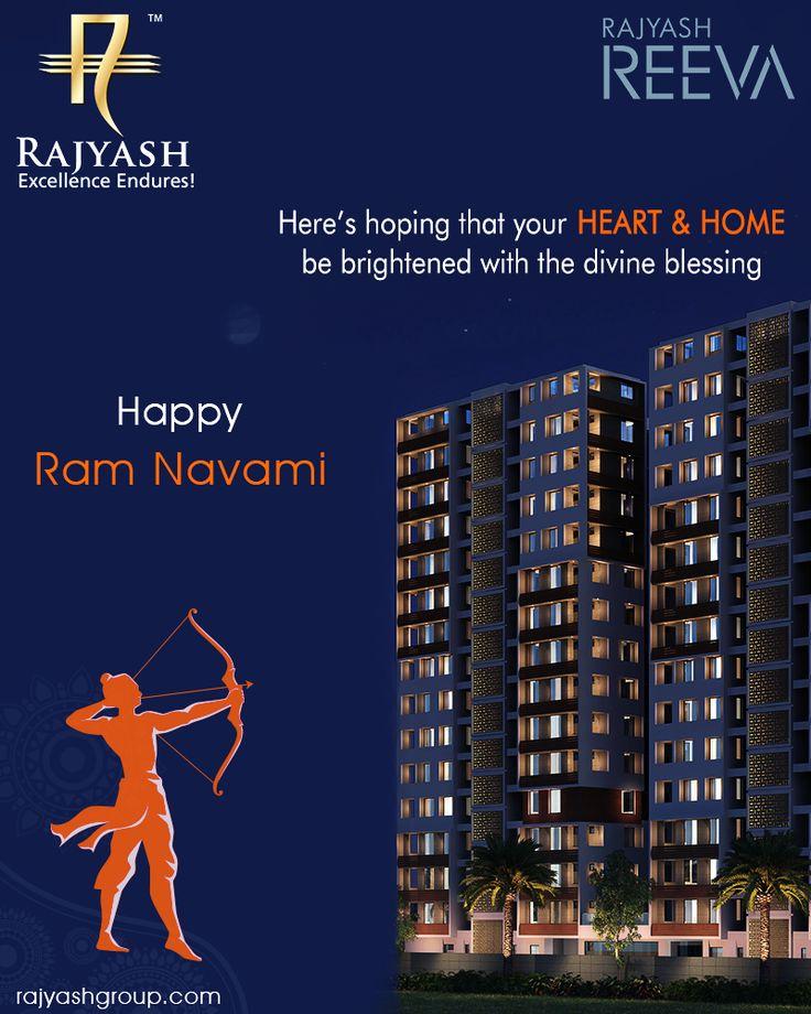 May this day add prosperity to your life, warm wishes on #RamNavami. #HappyRamNavami #RajYashGroup #RajYash #SouthVasna #Ahmedabad