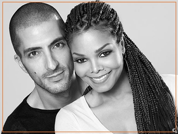 'ROUND THE WAY: JANET JACKSON & WISSAM REVEAL THEY'RE ALREADY MARRIED!! – ♫♥♪ Janet Jackson, 46 and Wissam Al Mana, 37 are officially Mr. and Mrs. Al Mana! Even though rumors have been circulating, saying the couple are planning a wedding, it turns out that the couple have been secretly married since last year.