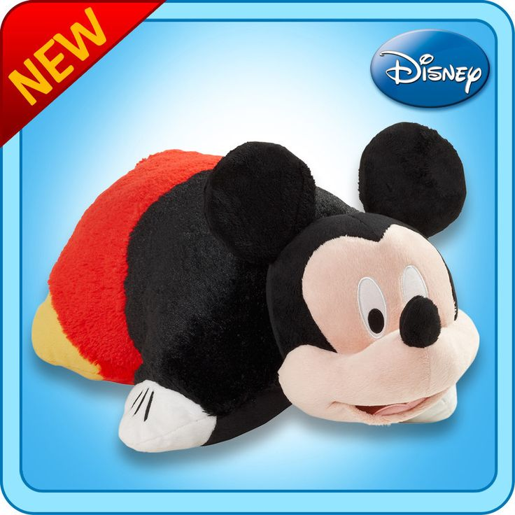 Mickey Mouse | My Pillow Pets® Canada