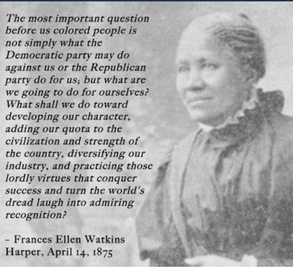 frances ellen watkins harper and the slave mother and essay