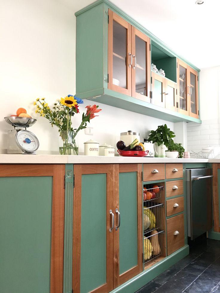 Cocina Casa Infante por Bazar de la Fortuna