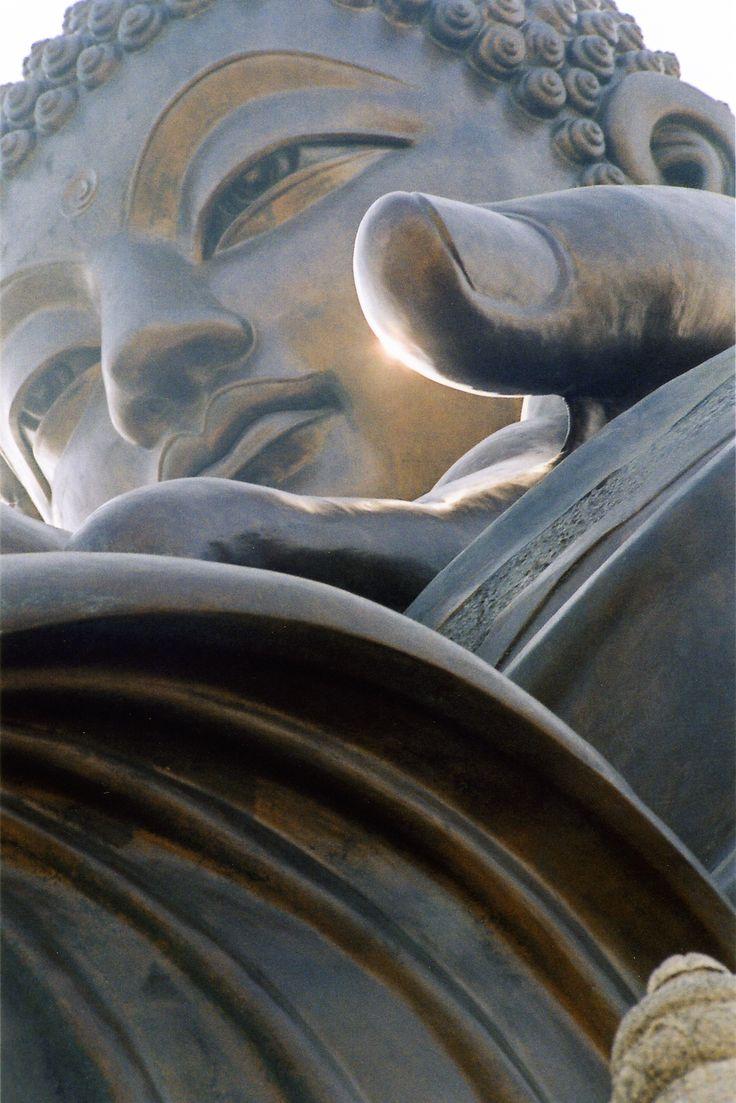 Tian Tan Buddha - Big Buddha Hong Kong
