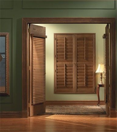 Traditions Graber® Wood Shutters