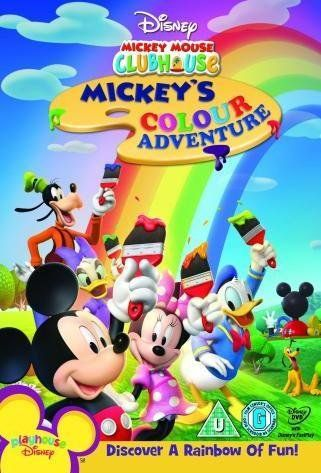 Gratis Mickey Mouse Clubhouse  Mickeys Colour Adventure film danske undertekster
