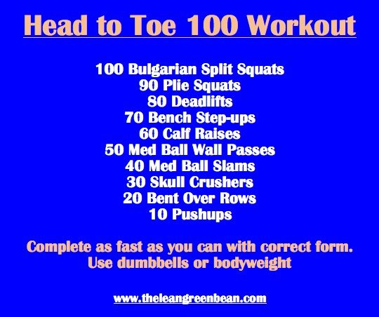 Saw this workout inside a other pin but the blog doesn't really explain each work out..  Will look stuff up soon and update my post.  Looks like it would kick some butt