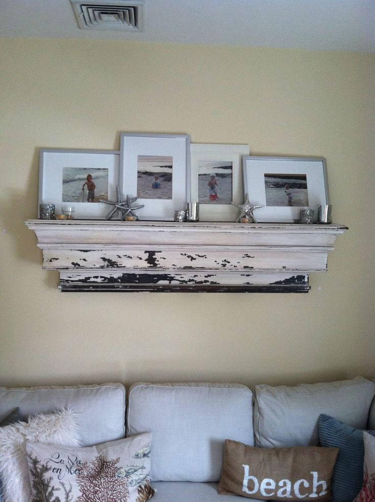 Pottery Barn Decorative Ledge House Stuff Pinterest