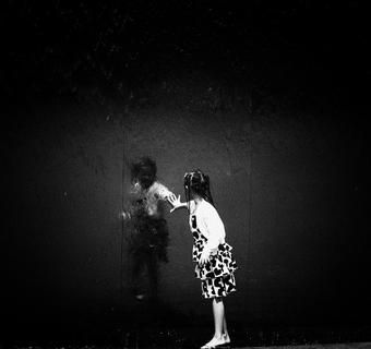 Self Encounters by Amaia Arenzana  Entry - Monochrome Category, Irish Times Amateur Photographer of the Year 2012