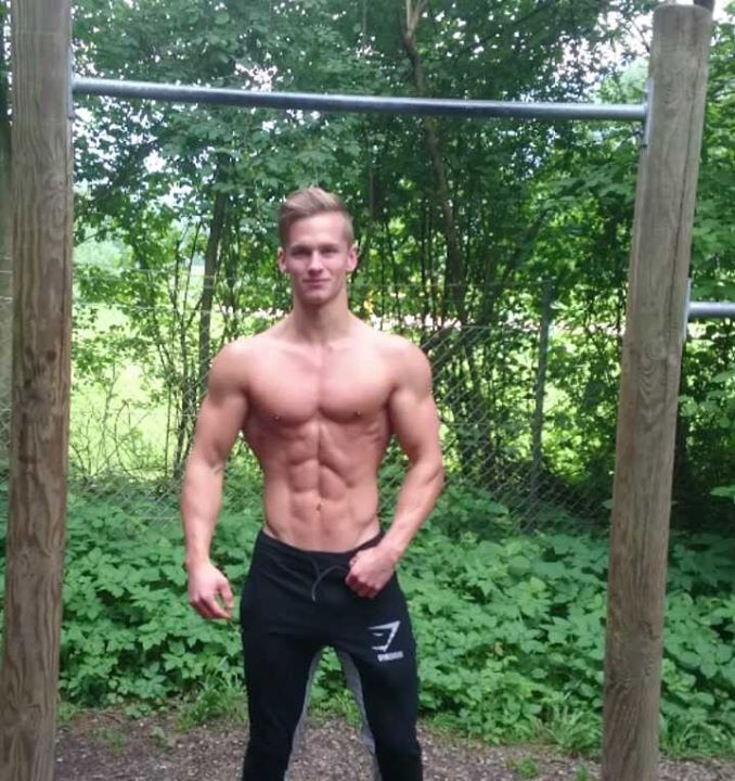 Gay movie of muscle top mitch vaughn slams 9