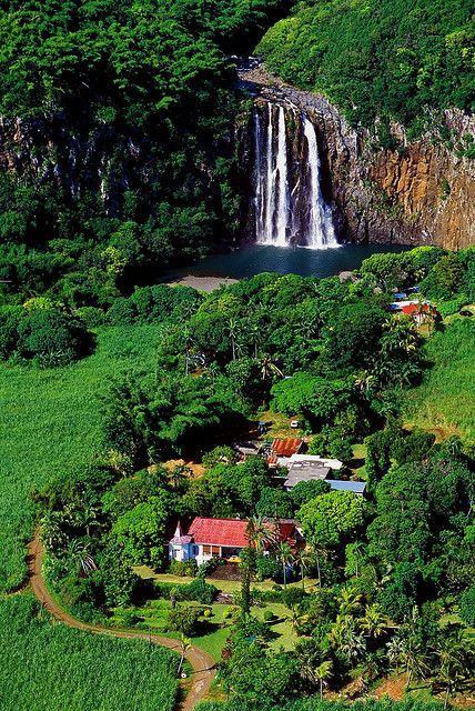 Réunion is a French island with a population of about 800,000 located in the Indian Ocean.