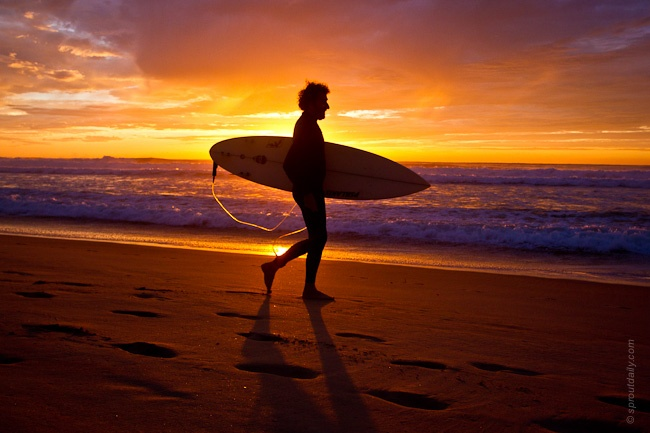 Manly - Morning surf