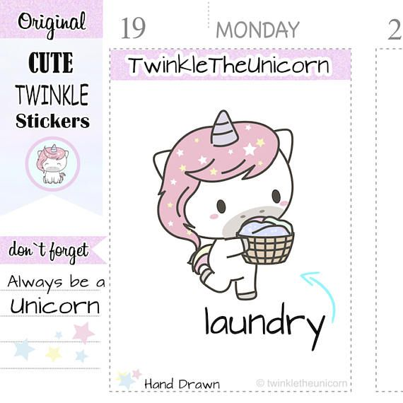 A110 |  laundry planner stickers,laundry stickers,washing stickers,iron stickers,household stickers,cleaning stickers,chores stickers by twinkletheunicorn. Explore more products on http://twinkletheunicorn.etsy.com