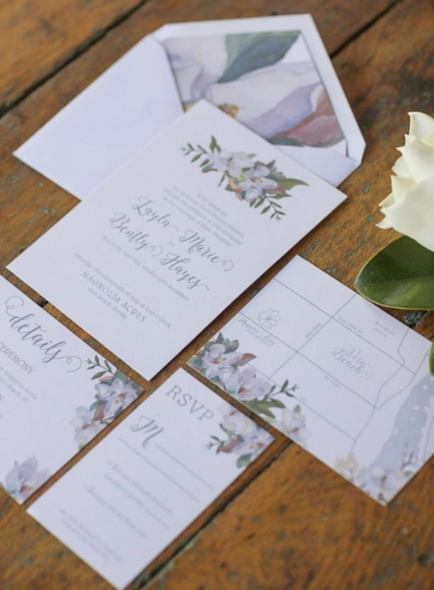 Wedding Invitation Inspiration Photo Vitalic Photo