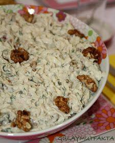 gülay mutfakta: Cevizli Kereviz Salatası