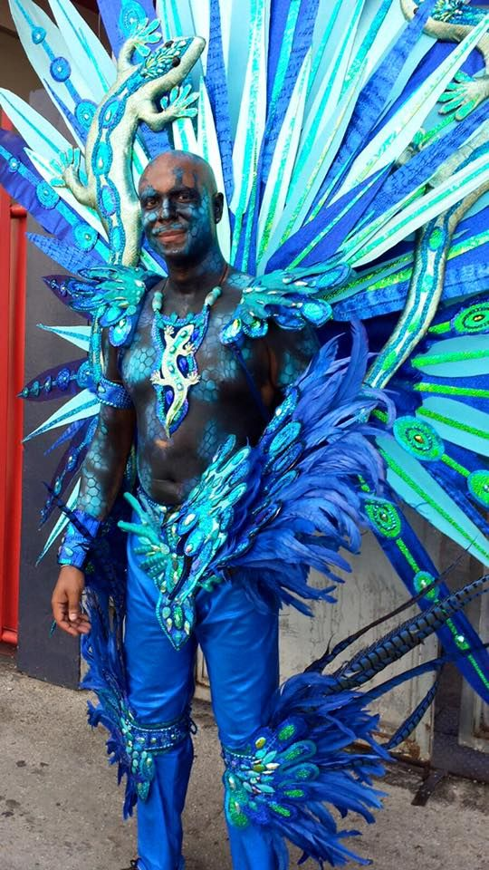 Bliss Band at Trinidad Carnival 2016.  Taken from Trinidad Carnival Diaries...