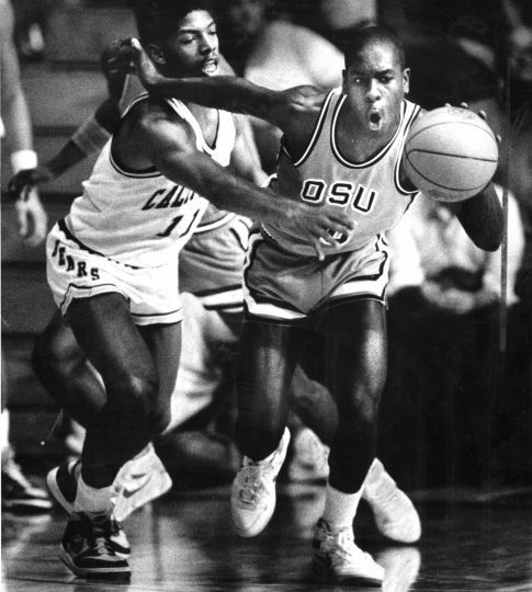 Gary Payton vs Kevin KJ Johnson, OSU University vs Cal (1988)