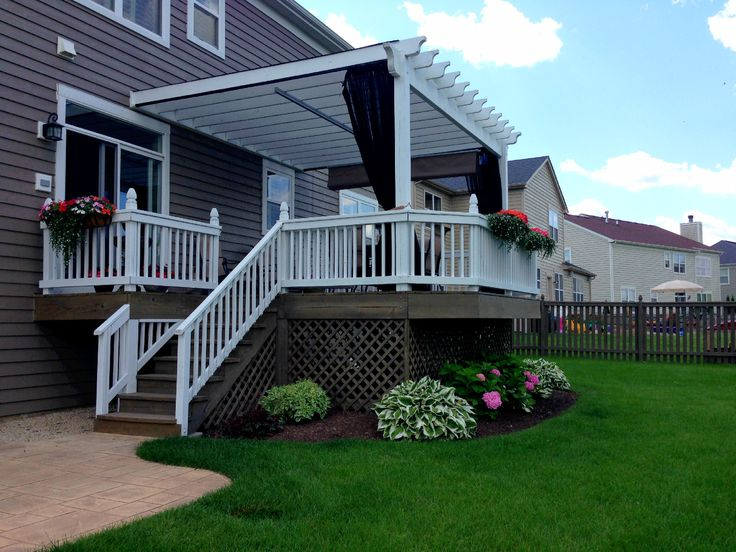 Curtains Ideas cooling curtains : 17 Best images about Cooling the Deck on Pinterest | Deck pergola ...