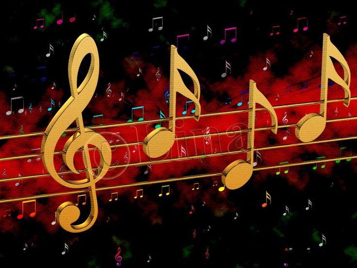 Музыкальные картинки гифы
