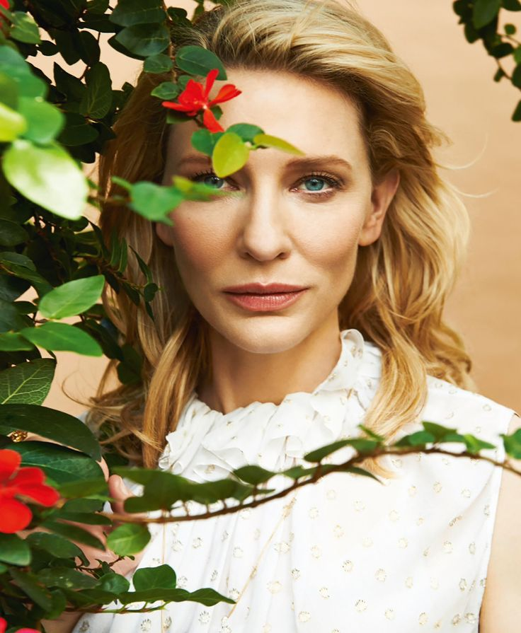 """Cate Blanchett in """"Cate The Great"""" / Photographed by Ryan McGinley / Styled by Katie Shillingford, for Porter Magazine #6 Winter Escape 2014"""