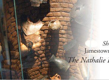 The Nathalie P. and Alan M. Voorhees Archaearium #WilliamsburgVA